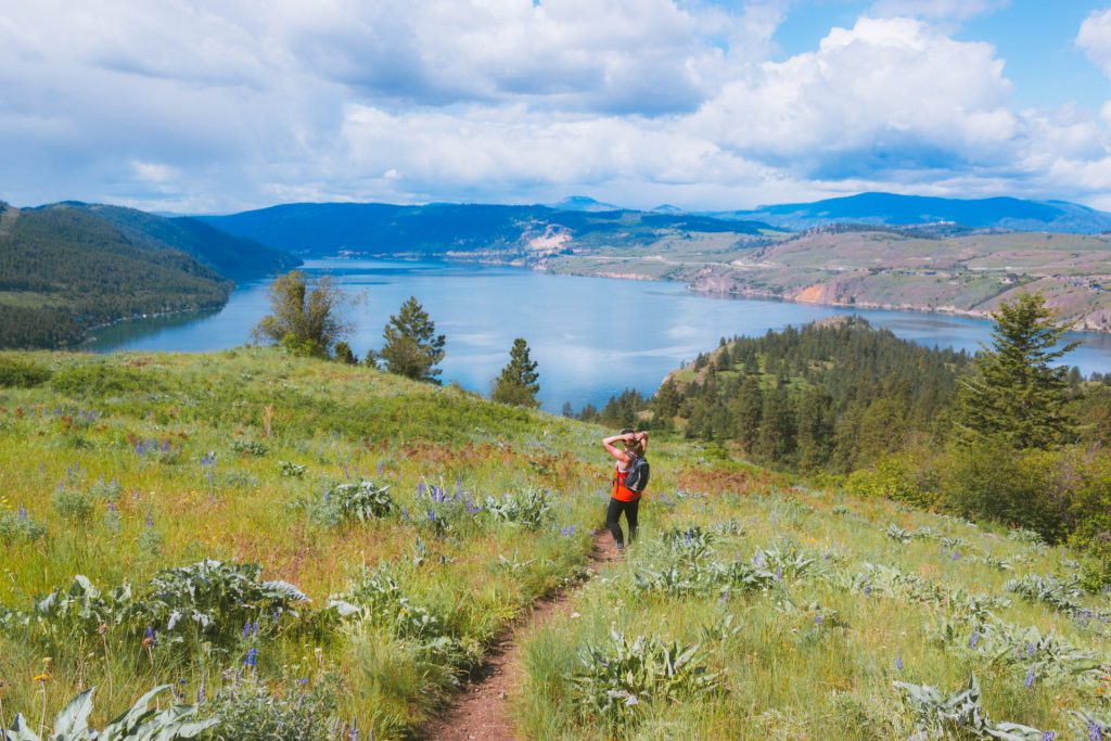 A bucketlist destination in the Okanagan is Kal Lake in Vernon