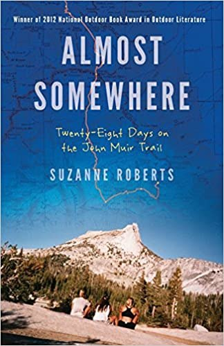 Almost Somewhere, an outdoor adventure book