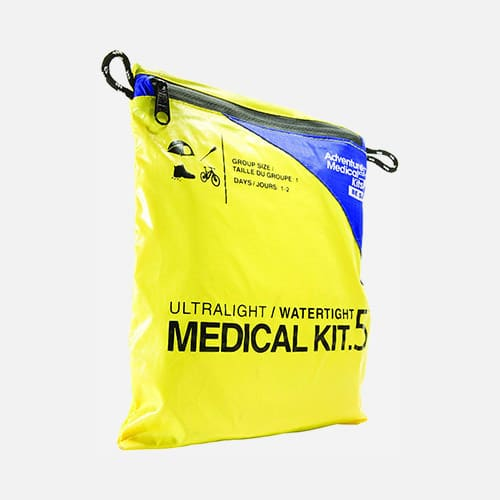 Medical kits are an important piece of gear on my Okanagan hiking essentials